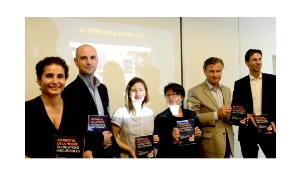 Arnaud Steinkuhler Remise des Prix Référentiel de la mesure Mail
