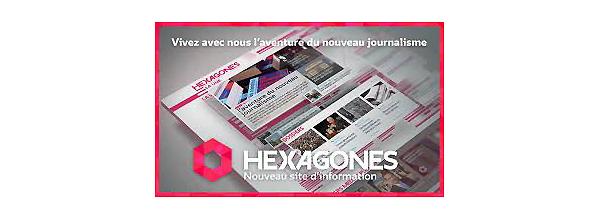 site d'info hexagones
