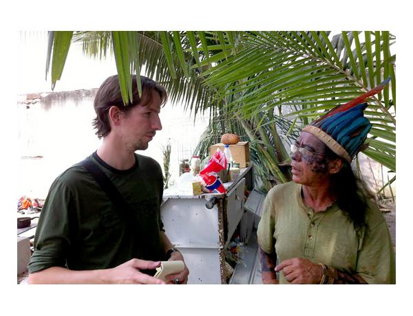 Corentin Chevel RIO Le petit Journal pour Culture RP