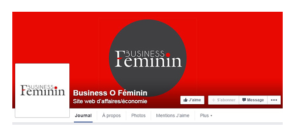 FanPge Business au feminin