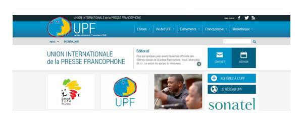 Union de la presse francophone