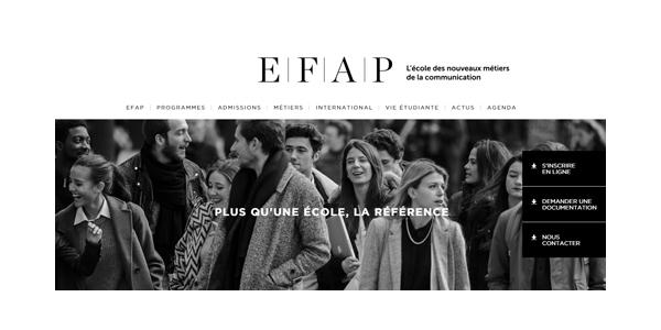 Home site Efap