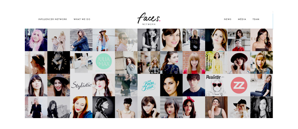 Faces Network