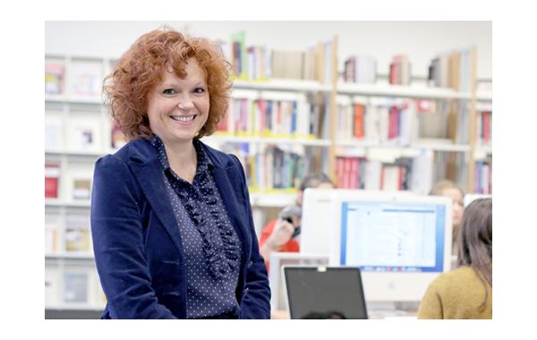 Karine Berthelot-Guiet pour Culture RP