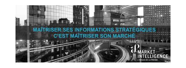 Market Intelligence l'Argus de la presse