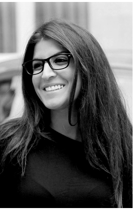 Tala CHAKARGI, Responsable Communication France Europe MAKE UP FOR EVER