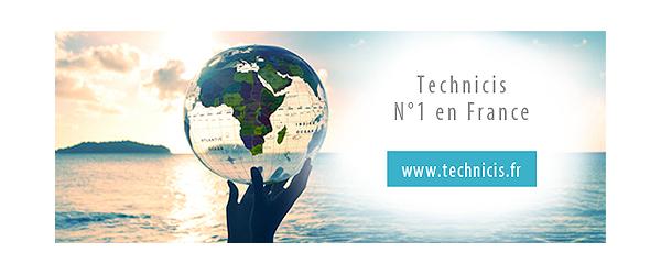 Technicis N°1 en France Pour Culture RP