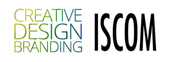 Iscom creative-design-branding