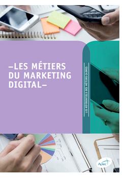 Un référentiel APEC pour les métiers du marketing digital pour Culture RP