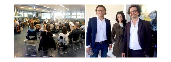 EFAP Lyon Relations publics et des réseaux sociaux Evenement l'Argus de la presse