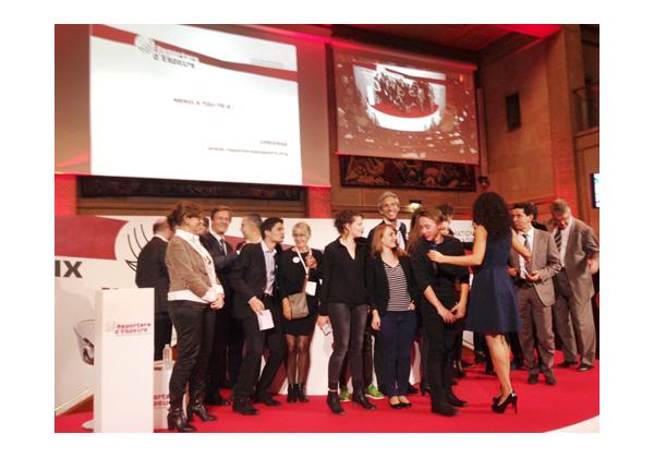Membre du Jury 6 Prix Reporters Espoir 2015
