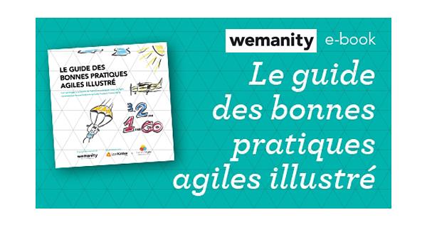 Wemanity ebook les bonnes pratiques agiles illustré
