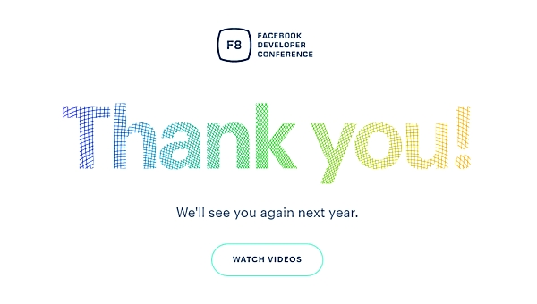 Facebook Developer Conference