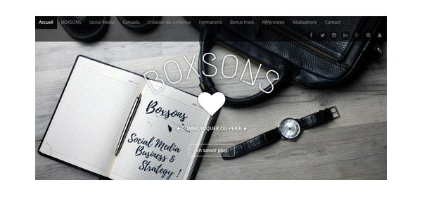 Home Boxsons