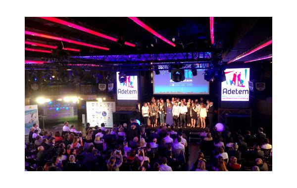 11ème nuit du Marketing ADETEM remise des prix