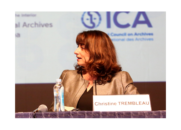 Christine Trembleau ICA Pour Culture RP