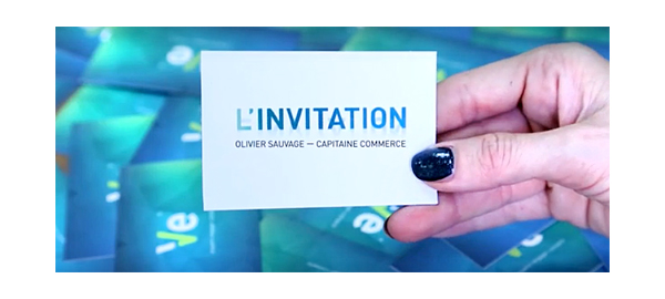 L'invitation Olivier Sauvage Capitain Commerce Interview Ve Interactive