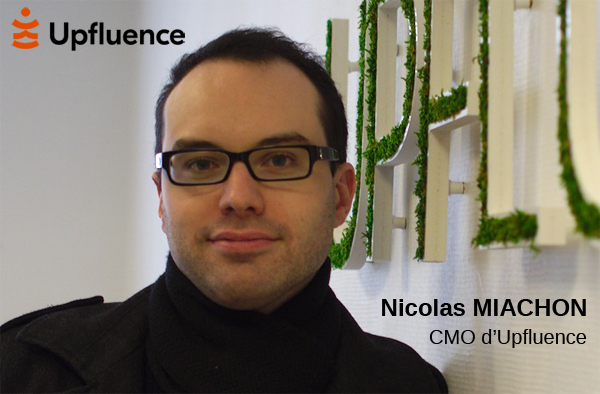 nicolas upfluence