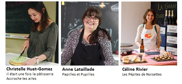 Influenceuses culinaires