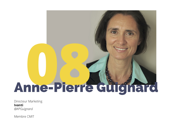 CMIT Marketing Stories #2 Anne-Pierre Guignard
