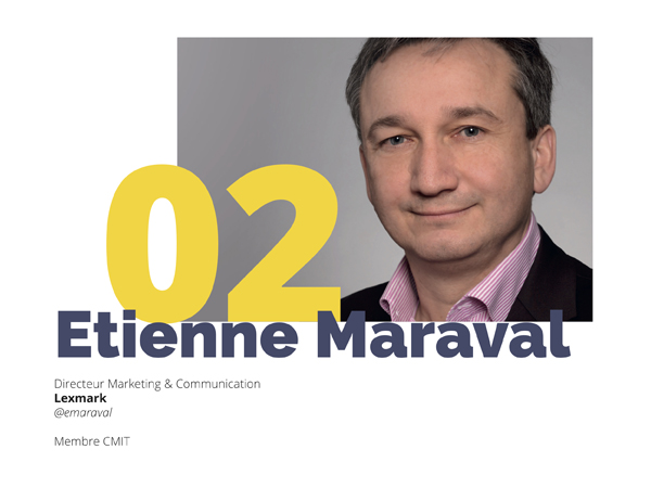 CMIT Marketing Stories #2 Etienne Maraval