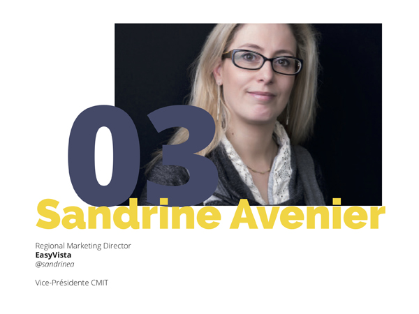 CMIT Marketing Stories #2 Sandrine Avenier