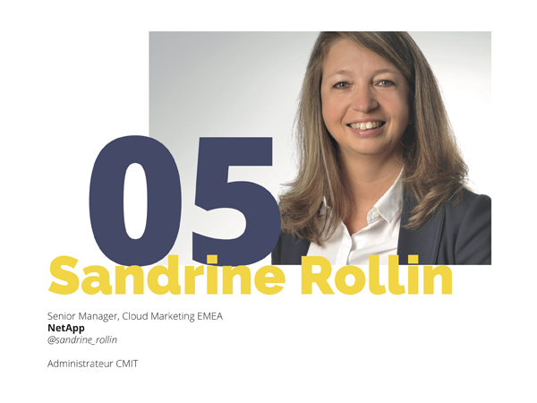 CMIT Marketing Stories #2 Sandrine Rollin