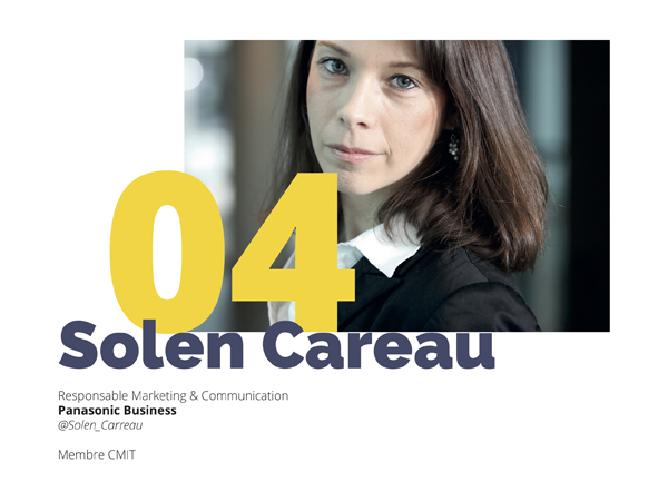 CMIT Marketing Stories #2 Solen Careau