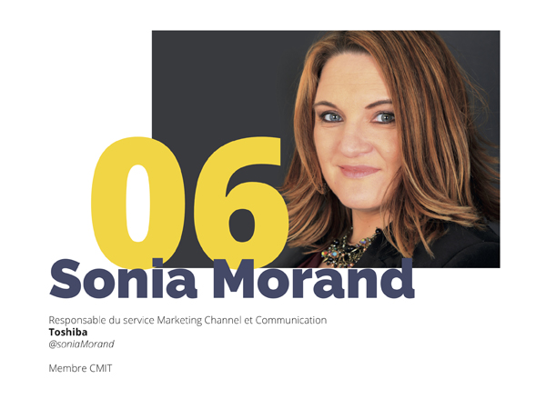 CMIT Marketing Stories #2 Sonia Morand