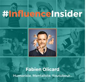 Influencer Insider Fabien Olicard Sur Culture RP